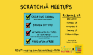 ScratchEd Meetup Now in RVA